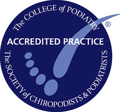 BodyMatters Chiropody - Accredited  Practice