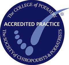 BodyMatters Chiropody - Accredited  Practice